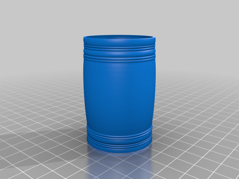 glass_101.png Download free STL file Glass collection V 1:2 scale • 3D printable template, bozicpepsi