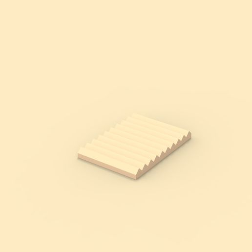 untitled.405.jpg Download free STL file Geometric soap holders • Object to 3D print, clemgerm