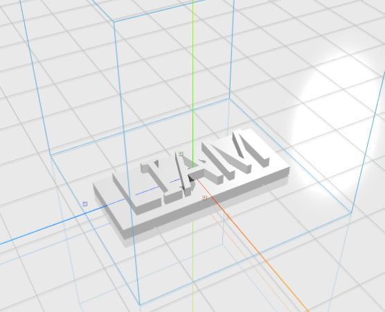 liam.png Download STL file LIAM letters • Template to 3D print, 3D_Names
