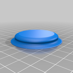 Blue_Shell_base.png Download free STL file Blue Shell (Mario Kart) Base • 3D print template, pbechard