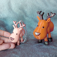 Capture_d_e_cran_2015-12-07_a__10.00.50.png Download free STL file Small Jointed Reindeer • 3D print model, Shira