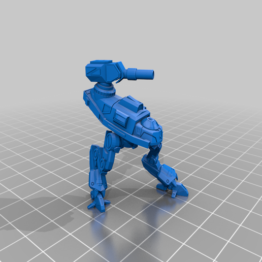 Blitzkrieg6mm.png Download free STL file 6mm Collection • 3D print model, IonRaptor