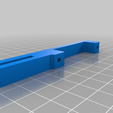 LCD_Holder_center.png Download free STL file Lcd holder Reprap Discount smart controller • Model to 3D print, ludocop
