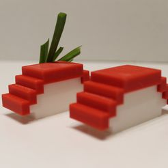 IMG_3682.JPG Download STL file Modular Nigiri Sushi • 3D printing model, Eff3DWeb