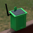 Capture d'écran 2017-12-19 à 18.21.01.png Download free STL file Solar Powered WiFi Weather Station • 3D printing template, deba168