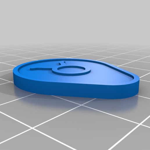 Taurus_clip.png Download free STL file Shopping Cart Trolley Coins • 3D print design, meteoGRID