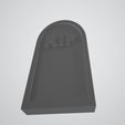 4.png Download STL file The Tombstone • 3D print design, Garcezzzz
