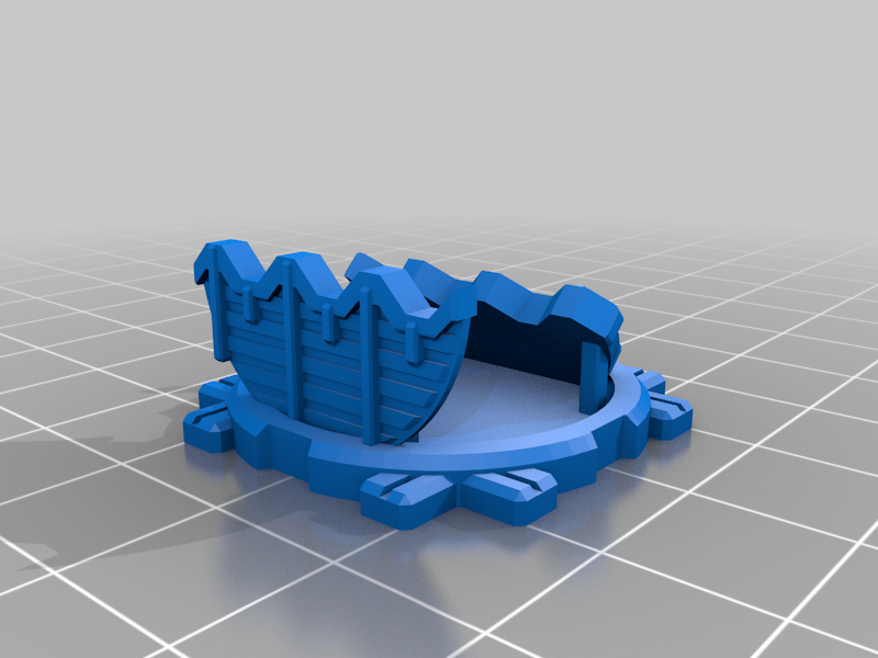 IndustrialHatch_E.png Download free STL file Industrial Hatch Counters • 3D printable object, Dutchmogul