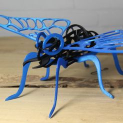 IMG_7669_display_large.jpg Download free STL file Mothra • Object to 3D print, Lurgnarb