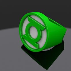 green_lantern_ring_display_large_display_large.jpg Download free STL file Green Lantern Ring • 3D print design, aevafortinhi
