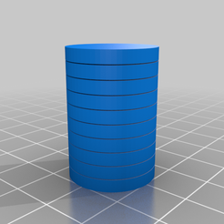 CE3_coin.png Download free 3MF file Aldi Trolley Token 10 Stack ($2 AUD) • 3D printable model, tmackay