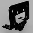 x_Plate_Geeetech_2020-May-10_07-52-08PM-000_CustomizedView30110069811.png Download free STL file GeeeTech carriage plate X • 3D print template, BorseUs