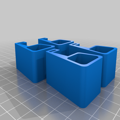 Simple_foot_for_PS4_pro_-_Copia.png Download STL file Suporte PS4 Pro • 3D printing design, JohnathanMata