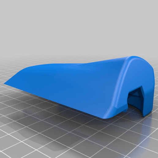 Left_Handle_1.png Download free STL file Switch Lite Grip/Cover • 3D printer object, CraftyNerd