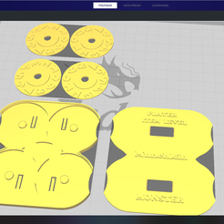 1.PNG Download free STL file Munchkin Monster and Player Counter • 3D print design, Z_Designs