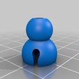 Ball_Joint.png Download free STL file [Pi Cam] [Raspberry pi] Mount for bed • Template to 3D print, TAGinside