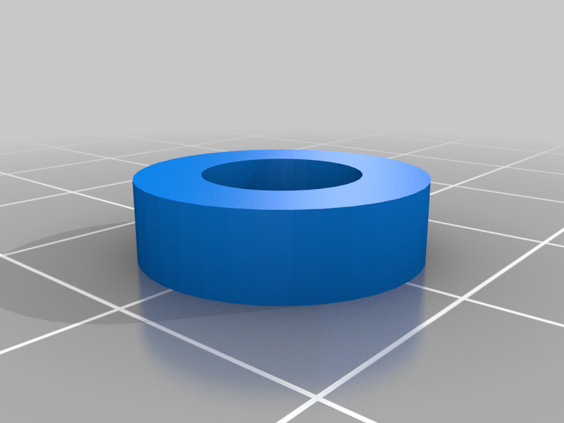 leash_swivel_cover.png Download free STL file Surfboard leash swivel cover ring • 3D printable object, bbleimhofer