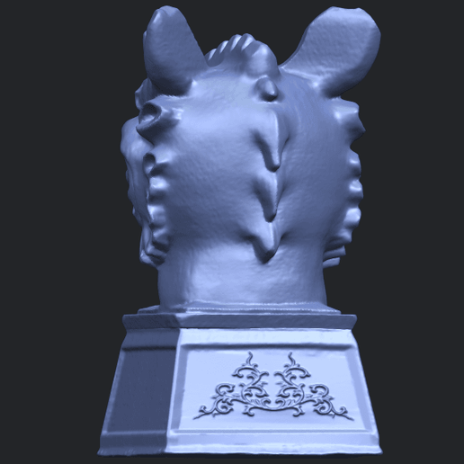18_TDA0512_Chinese_Horoscope_of_Dragon_02B06.png Download free STL file Chinese Horoscope of Dragon 02 • 3D printer template, GeorgesNikkei