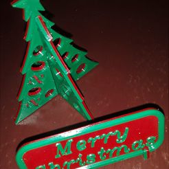 20201205_123751as.jpg Download free STL file 2020 Christmas decoration • Template to 3D print, rigor