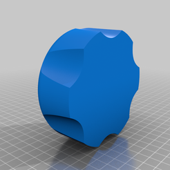 knob_v1.png Download free STL file knob • 3D printer design, blin