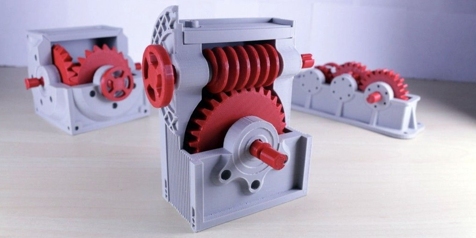 Find here a selection of the best 3D models of 3D printable mechanical files