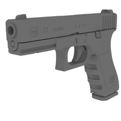 1_cut-photo.ru.jpg Télécharger fichier STL glock 17 • Plan pour impression 3D, guzis767