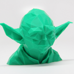 Capture_d__cran_2015-07-07___10.00.24.png Télécharger fichier STL gratuit Yoda en Low Poly • Design imprimable en 3D, RubixDesign