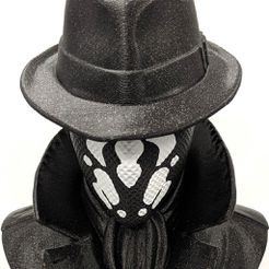 5c392ed66c15a2c134254a8e08eb6bd6_display_large.jpg Download free STL file Rorschach - Watchmen • 3D printing object, mag-net