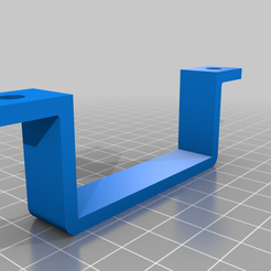 Box_Wall_Holder_v7.png Download free STL file RPI/Or Other Case Wall Holder • 3D printer template, rechena