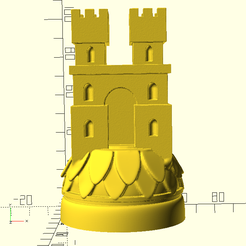 Frey 003.png Download free STL file Game Of Thrones Frey House Badge • 3D print object, Or10m4