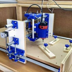 eb4382fa0f0cf79667145947fcb3769a_display_large.jpg Download free STL file CNC Machine • 3D printing object, Leon77