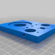 Spindle_holder_Bottom.png Download free STL file 3018 upgraded X and Z-axis • 3D printer template, Snakedad