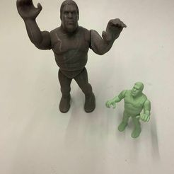 64777e6c-cf11-4384-b817-230d0af77771.jpg Download STL file WWF ANDRE THE GIANT ARTICULATED SERIES 1 WWF HASBRO 1990 RETRO VINTAGE 90S • 3D printing template, vadi
