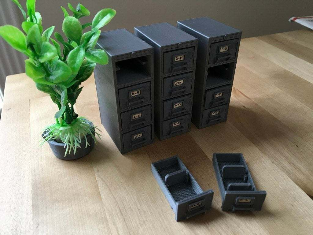 IMG_0104.jpg Download free STL file Thread Cabinets (1/18 scale) • 3D print object, zanzas_toys