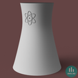 Detailed_wm.png Download file IQOS Ashtray Nuclear Tower (Simpson inspired) • 3D printable design, iris3design