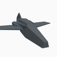 sship.png Download free STL file Simple Spaceship • 3D printable object, wahlentom