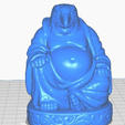hfront.png Download free STL file Hawk Buddha (Animal Collection) • Template to 3D print, ToaKamate