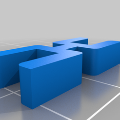 Building_toy_clip.png Download free STL file Building Toy Clip • Template to 3D print, chuckackerman