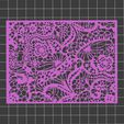 Screenshot_1.jpg Download STL file Stencil Small Flower Leaves FOR POLYMER CLAY - DRAWING - AIRBRUSH • 3D print model, PetitClays