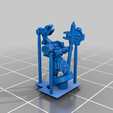 HeavySiege_Engineer.png Download free STL file Galactic Crusaders - Heavy Siege Armour Command- 6-8mm • 3D printable model, MoonJammy