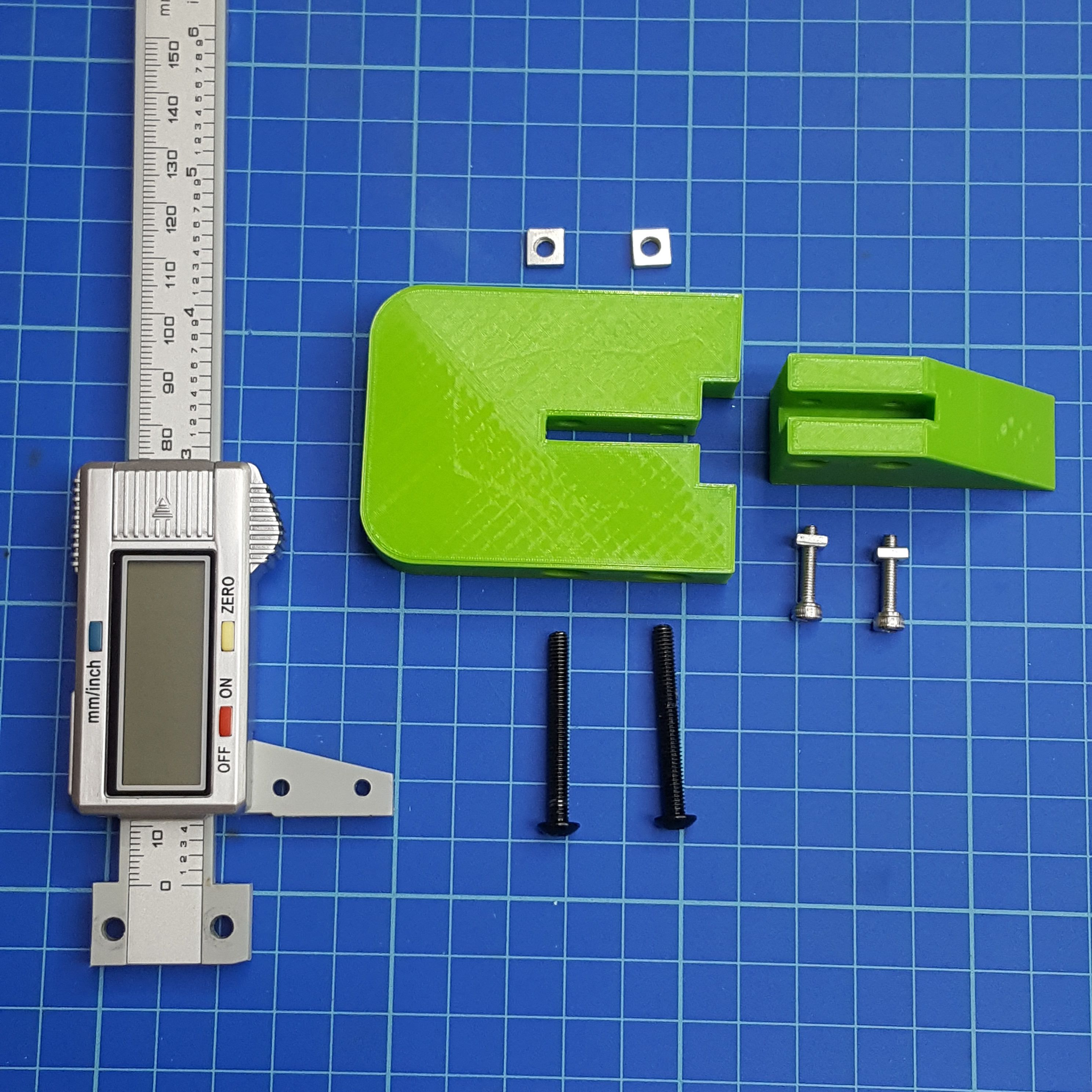 20201012_161707.jpg Download STL file Height Gauge with Electronic Digital Caliper • Object to 3D print, aleXall