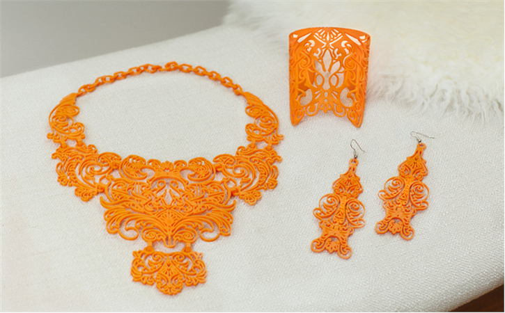 download-17.png Download free STL file Lace Earrings • Object to 3D print, fashion3D