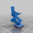 BoardingArmourCommand_Wizard.png Download free STL file Galactic Crusaders - Boarding Armour Command - 6-8mm • 3D printing design, MoonJammy