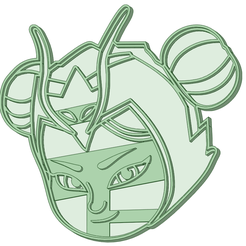 5_e.png Download STL file An Yu Cookie cutter • 3D printing model, osval74