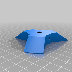 286_spoolholder_45-80mm_608_bearings.png Download free STL file spool holder to suit 45-80mm spool and 8mm rod and 608 bearings • 3D print template, 000286