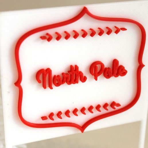 IMG_9729_preview_featured.jpg Download STL file North Pole • Model to 3D print, imj