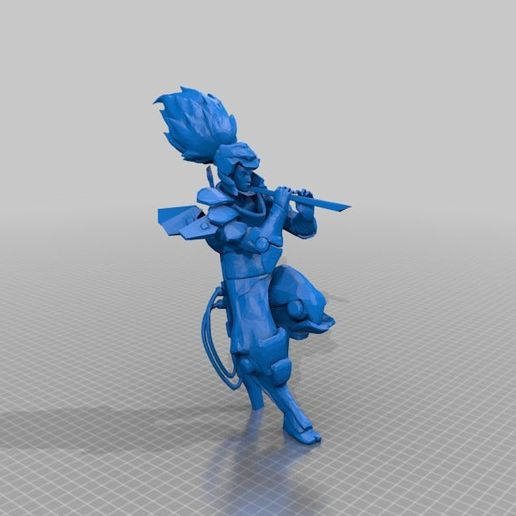 243fcd4cbc30e55beffd15ace6d27851.png Download free STL file League of Legends Champion and Skin Collection • 3D printing object, MateoCG3D