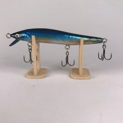 e014439ce0d0ee892884eaebb5f488d1_display_large.JPG Download STL file fishing lure - minnow • Design to 3D print, Strangebait