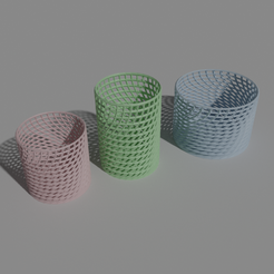 untitled.png Download STL file Set of 3 pencils • 3D print template, Albano