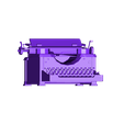 OldTypewriter.stl Download free STL file Various Cthulhu Props x25 • 3D printing object, CharlieVet